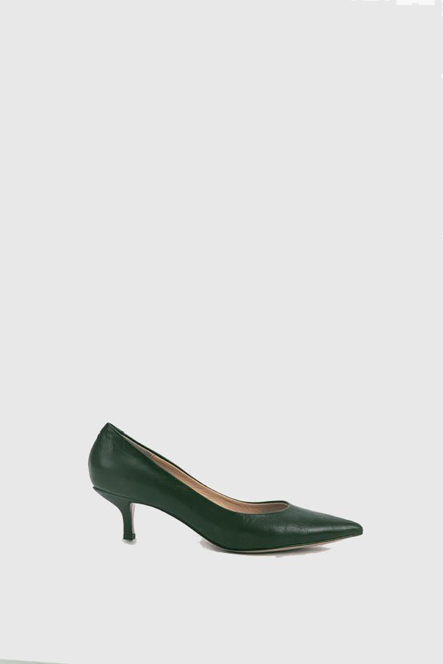 Babet Rosette Koyu Yeşil 20İW011080003-3678