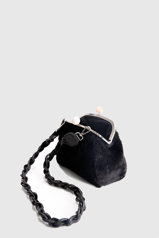 Çanta Lotus Siyah 20KW033010018-001