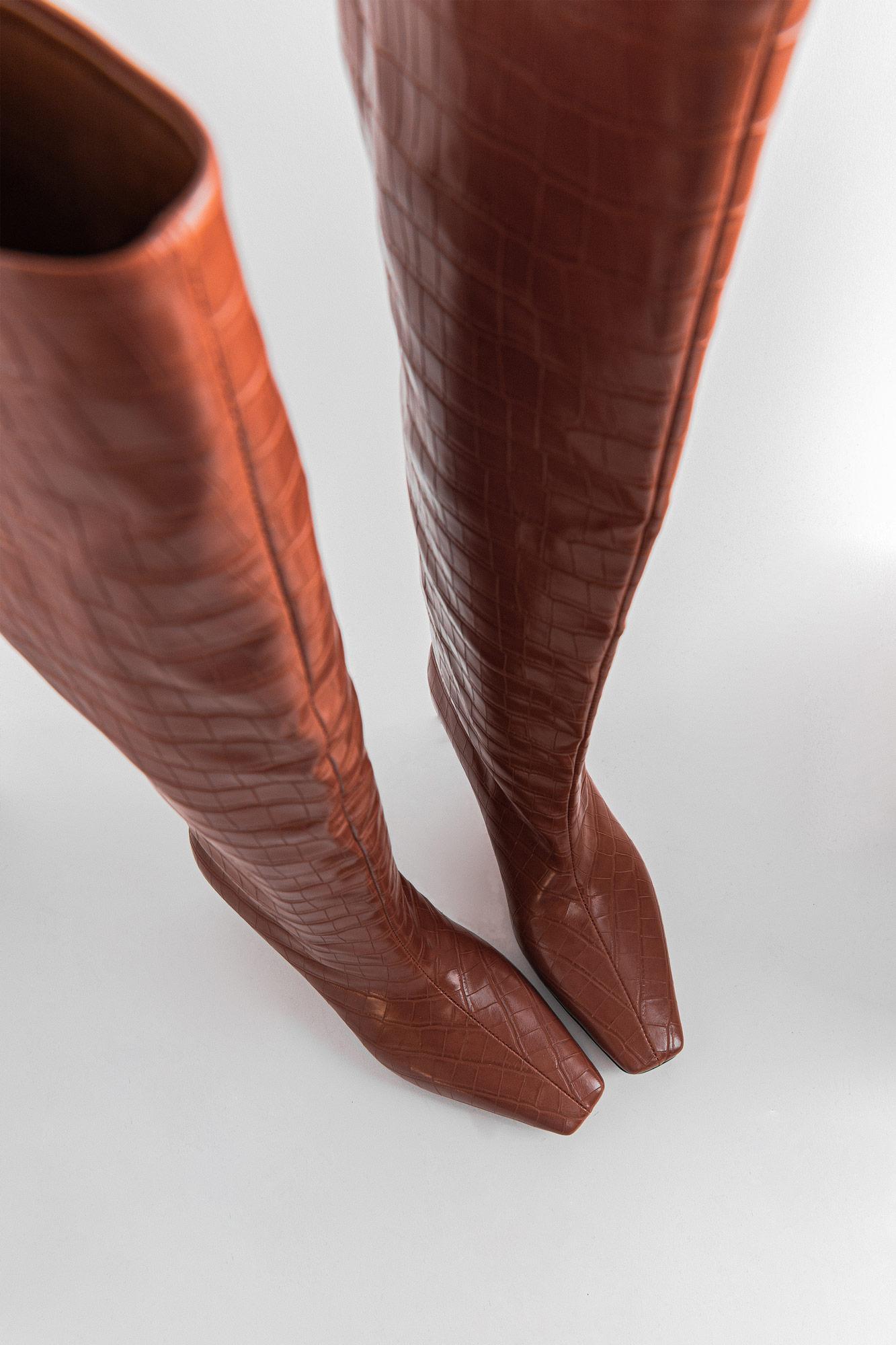 Çizme Alinna Taba 20KW011070002-067
