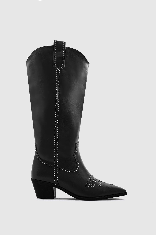 Çizme Blanca Siyah 20KW011070003-001