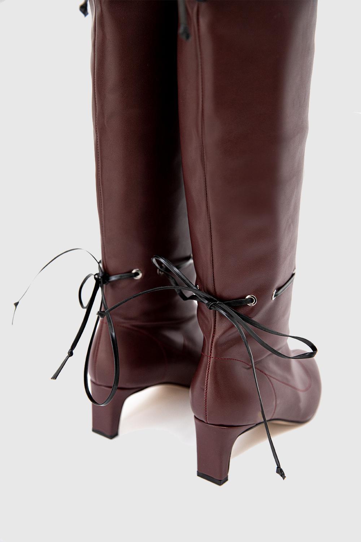 Çizme Jessica Bordo 20KW011070015-042