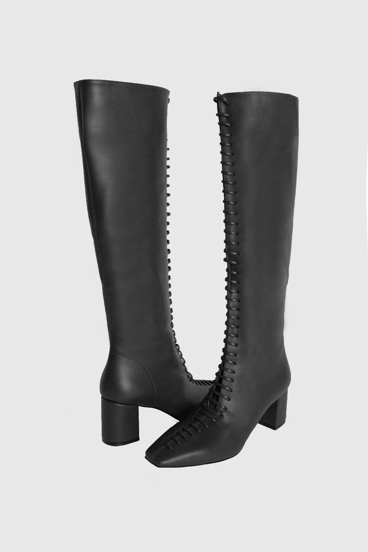 Çizme Mira Siyah 20KW011070013-001