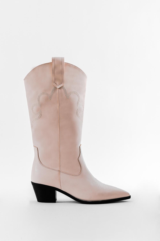 Çizme Wyatt Bej 20KW011070004-023