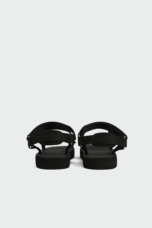 COMFOR EVA TABAN BANTLI Siyah Kadın Sandalet