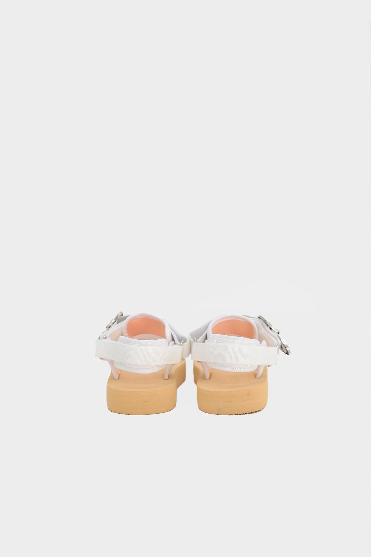 Diaz Eva Taban Bantlı Beyaz Kadın Sandalet