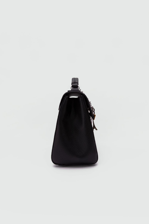 Felicia Zincir Toka Detaylı Siyah Kadın Çanta