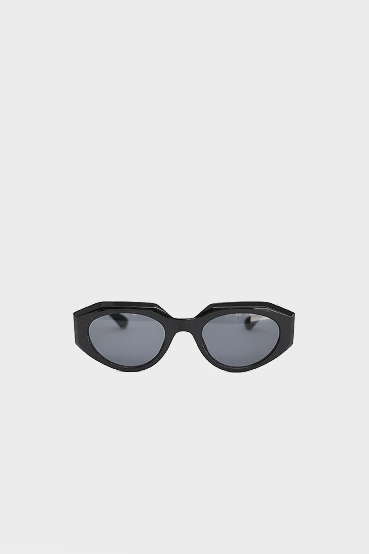 Geometrik Köşeli Siyah Kadın Gözlük
