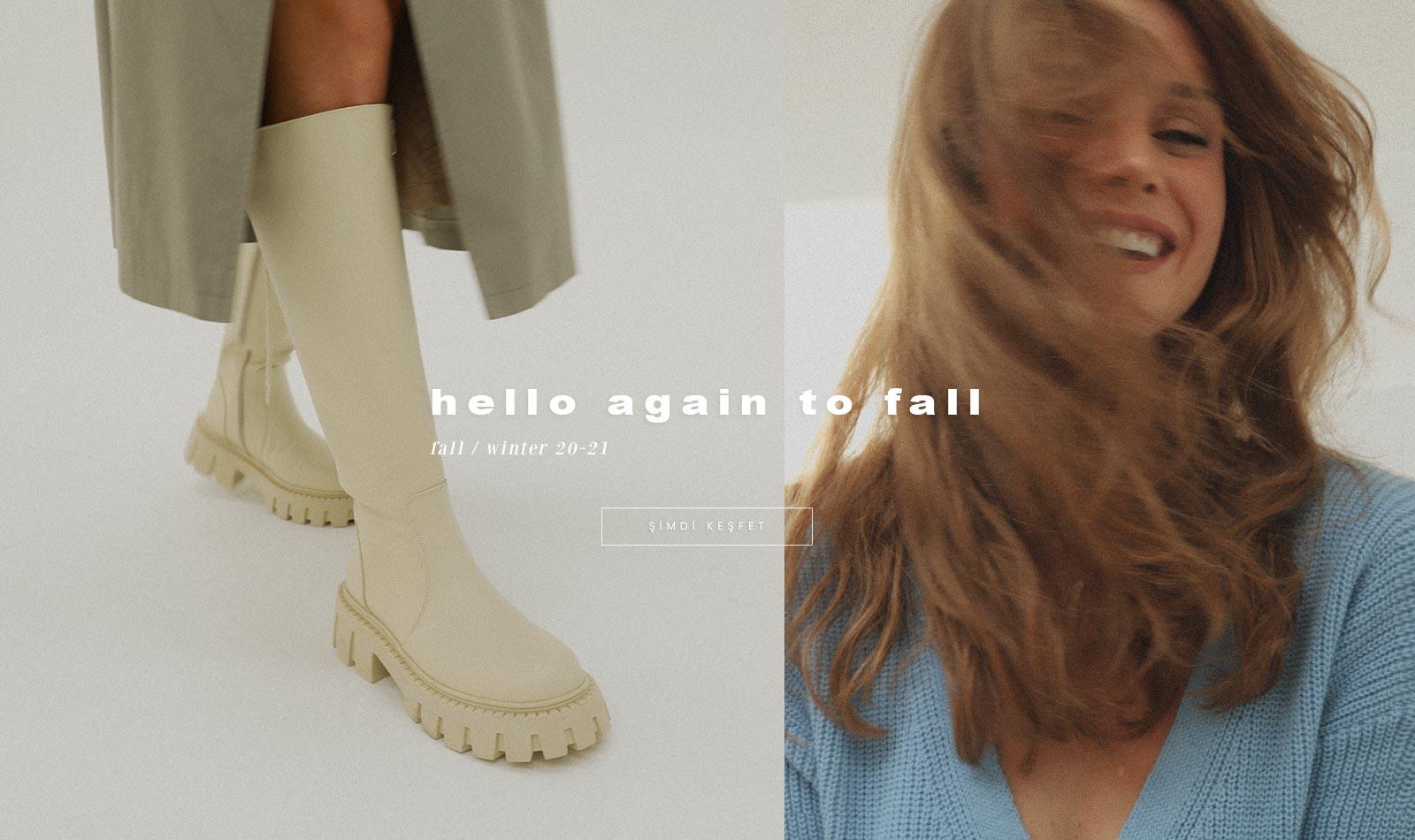 hello again to fall 20-21