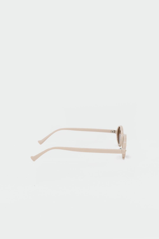 Minimal Küçük Çerceve Nude Kadın Gözlük