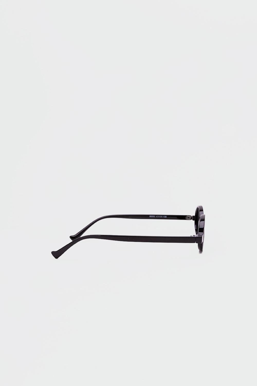 Minimal Küçük Çerceve Siyah Kadın Gözlük