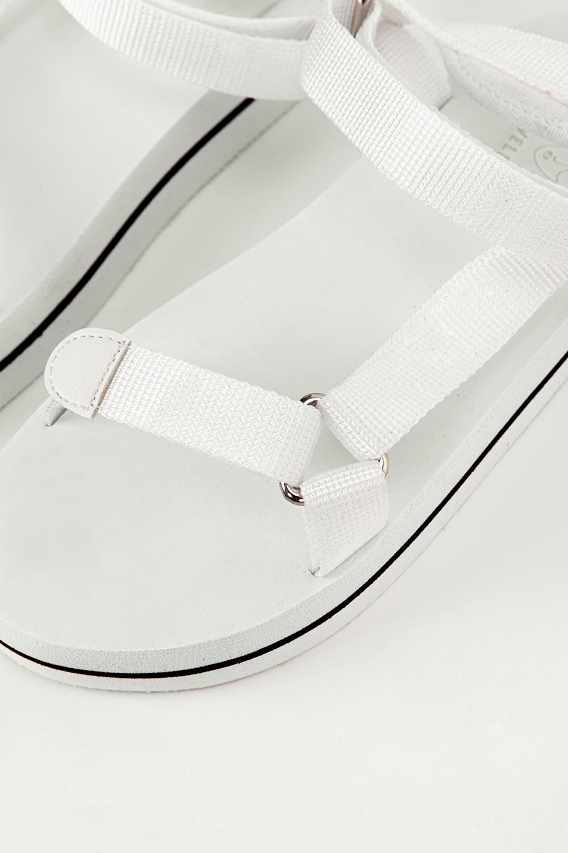 Sandalet Blank Beyaz