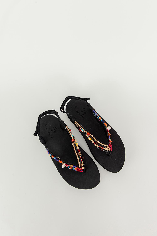 Sandalet Margot Siyah