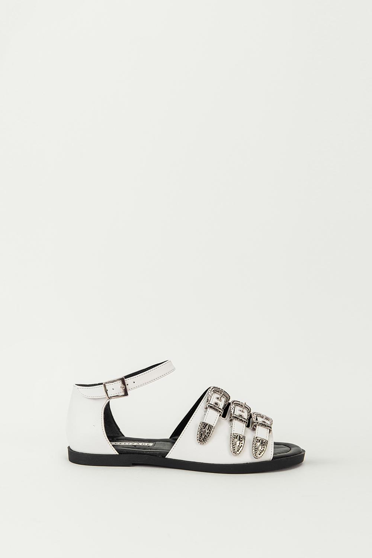 Sandalet Napa Beyaz