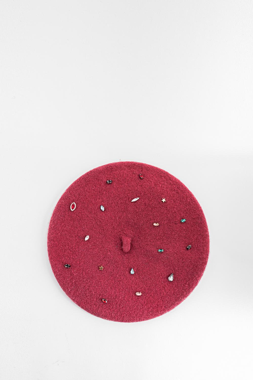 Şapka Bety Pembe 20KW033020005-024