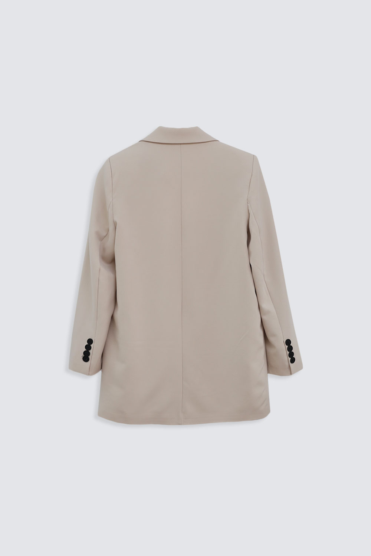 VATKALI BLAZER Bej Kadın Ceket