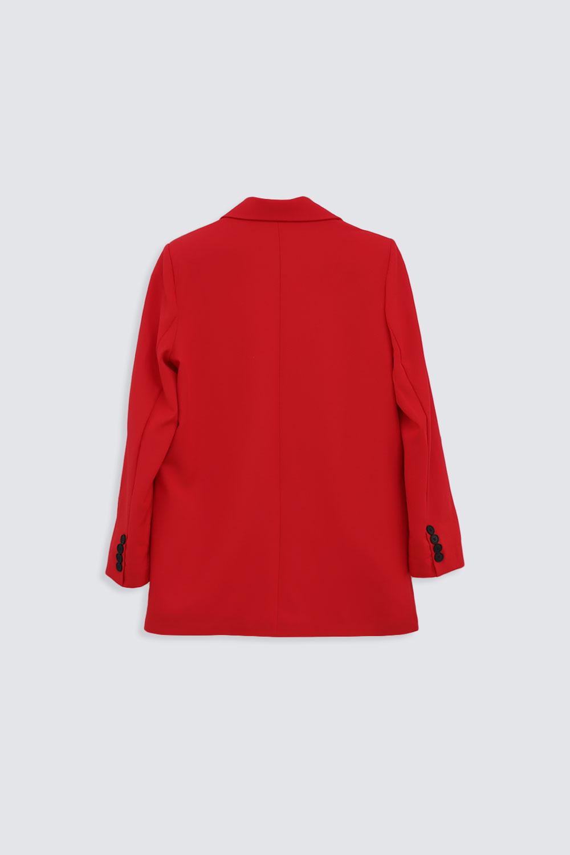 VATKALI BLAZER Kırmızı Kadın Ceket