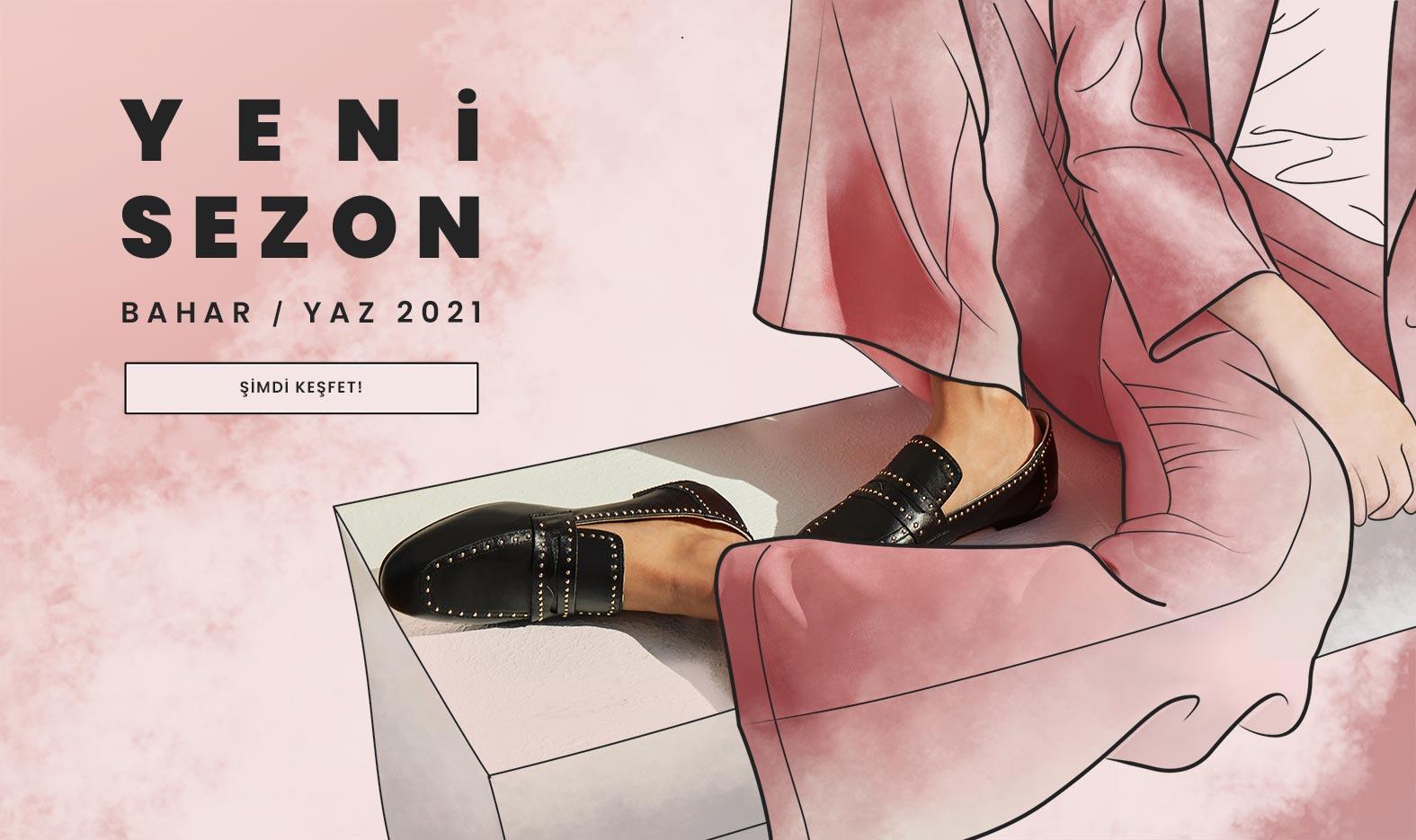 Yeni Sezon Bahar / Yaz 2021