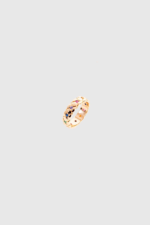 YÜZÜK 00111 Altın Kadın Yüzük