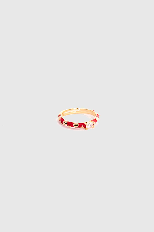 Yüzük YÜZÜK 00112 Kırmızı 20KW033070002-018